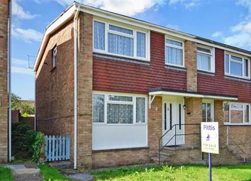 Thumbnail 3 bed semi-detached house for sale in Fairmount Drive, Newport, Isle Of Wight
