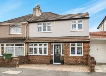 Thumbnail 4 bed semi-detached house for sale in Grosvenor Road, Bexleyheath, London