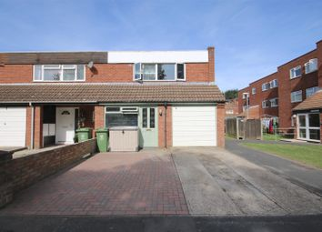 Thumbnail 4 bed end terrace house for sale in De Lisle Close, Portsmouth