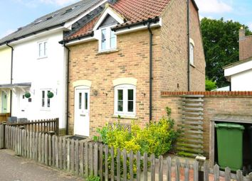 Thumbnail 2 bed semi-detached house to rent in Cromwell Road, Weeting, Brandon