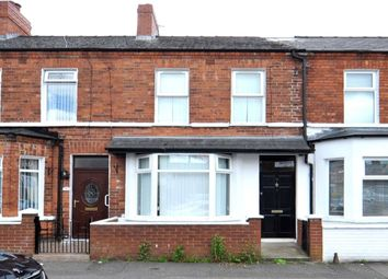 Thumbnail 2 bedroom terraced house for sale in Greenville Road, Belfast