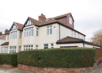 Thumbnail 6 bedroom semi-detached house for sale in Walliscote Avenue, Henleaze, Bristol