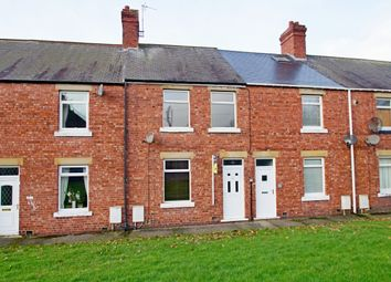 Thumbnail 2 bed terraced house for sale in Dale Street, Langley Park, Durham
