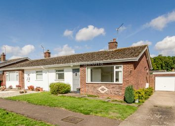 Thumbnail 2 bed semi-detached house for sale in Couhe Close, Swaffham