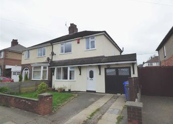 Thumbnail 3 bed semi-detached house for sale in Little Cliffe Road, Blurton, Stoke-On-Trent