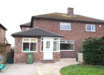 Thumbnail 4 bed semi-detached house for sale in 31 Gilbert Road, Cummersdale, Carlisle, Cumbria