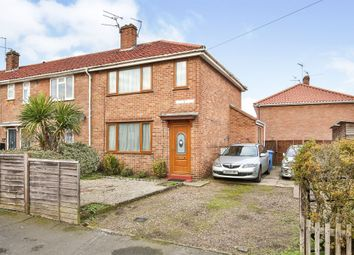 3 bed semi-detached house for sale in Hunter Road, Norwich NR3