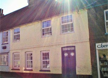 Thumbnail 3 bed terraced house for sale in Bridge Street, Downham Market