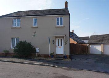 Thumbnail 4 bedroom semi-detached house for sale in Barn Way, West Ashton, Trowbridge