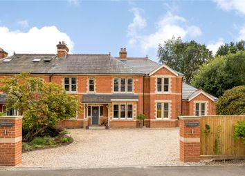 Thumbnail 4 bed semi-detached house for sale in Onslow Road, Ascot, Berkshire