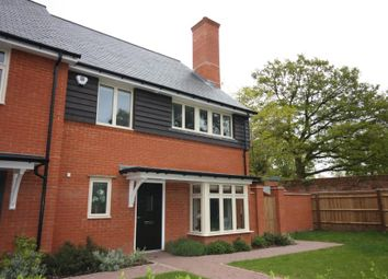 Thumbnail 4 bed semi-detached house to rent in White Hart Meadows, Ripley, Woking