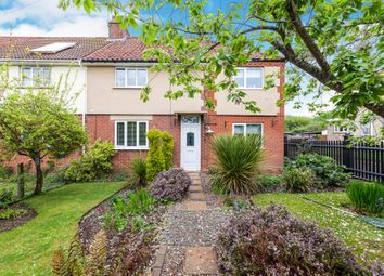 Thumbnail 4 bedroom semi-detached house for sale in New Road, Barnby, Beccles