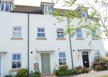 Thumbnail 3 bed terraced house for sale in Swallow Way, Cullompton