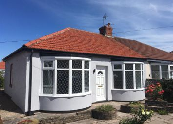 Thumbnail 2 bed semi-detached bungalow for sale in Roseacre, South Shore, Blackpool