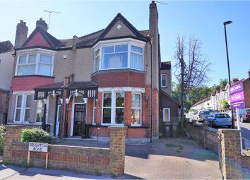 Thumbnail 3 bed end terrace house for sale in Brighton Road, Purley