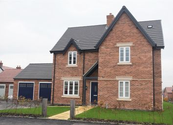 Thumbnail 4 bed property for sale in Oakland Drive, Moira, Swadlincote