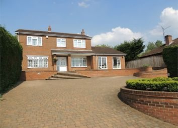 Thumbnail 4 bed detached house for sale in Wormegay Road, Blackborough End, King's Lynn