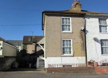 Thumbnail 3 bedroom semi-detached house to rent in Augustine Road, Gravesend