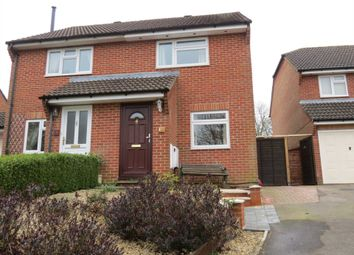 Thumbnail 2 bed semi-detached house for sale in Isles Court, Isles Road, Ramsbury, Marlborough
