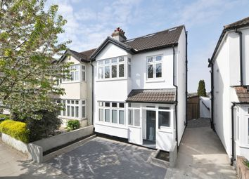 Thumbnail 4 bedroom semi-detached house for sale in Clarence Road, Bickley, Bromley