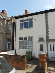 Thumbnail 2 bed terraced house for sale in Ward Street, Cleethorpes