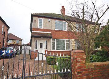 Thumbnail 2 bed semi-detached house for sale in Sandway, Leeds