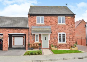 Thumbnail 4 bed link-detached house for sale in Arderne De Gray Road, Wolston, Coventry