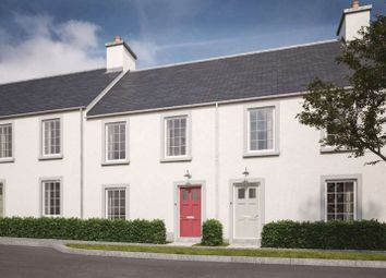Thumbnail 3 bed terraced house for sale in Plot 30, The Ballantyne, Greenlaw Road, Chapelton, Stonehaven