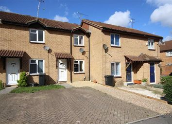 Thumbnail 2 bed terraced house for sale in Galloway Close, Shaw, Swindon