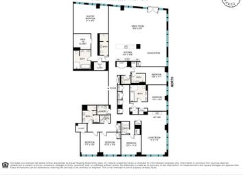 Thumbnail 7 bed property for sale in 400 West 12th Street, New York, New York State, United States Of America