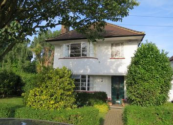 Thumbnail 3 bed detached house to rent in Hutchings Walk, Hampstead Garden Suburb