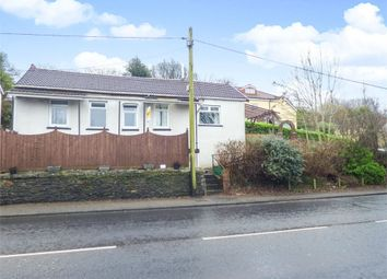 Thumbnail 3 bed detached bungalow for sale in Main Road, Maesycwmmer, Hengoed, Caerphilly