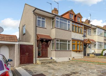 Thumbnail 3 bed end terrace house for sale in Macdonald Avenue, Hornchurch
