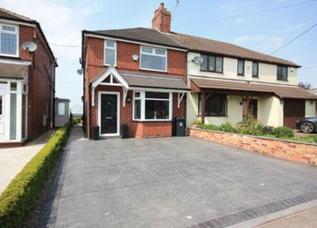 Thumbnail 3 bed semi-detached house for sale in Harriseahead Lane, Harriseahead, Stoke-On-Trent