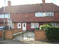 Thumbnail 2 bed terraced house to rent in Marchwood Close, Wollaton