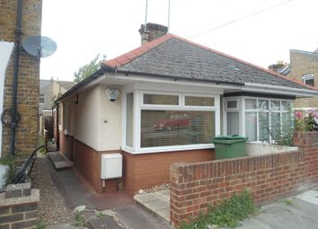 Thumbnail 1 bed semi-detached bungalow to rent in Salmestone Road, Margate