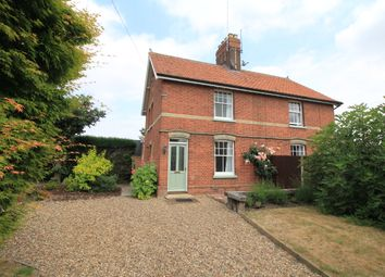 Thumbnail 3 bed semi-detached house to rent in Dunkirk, Aylsham