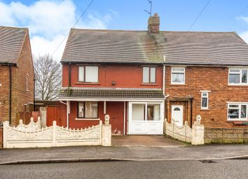 Thumbnail 3 bed semi-detached house for sale in Festival Avenue, Darlaston, Wednesbury