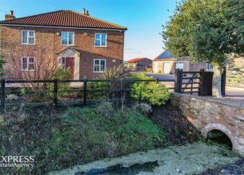 Thumbnail 5 bed detached house for sale in School Road, Tilney St Lawrence, King's Lynn, Norfolk