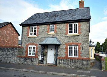 Thumbnail 3 bed semi-detached house for sale in John Fielding Gardens, Llantarnam, Cwmbran