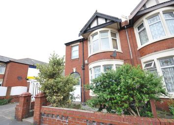 Thumbnail 2 bed flat for sale in Trent Road, Blackpool, Lancashire
