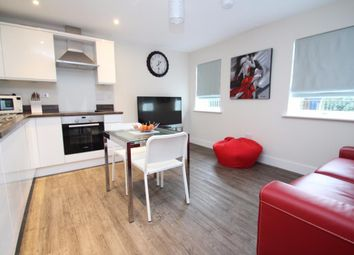 Thumbnail 1 bed flat for sale in Victoria Road, Mortimer Common