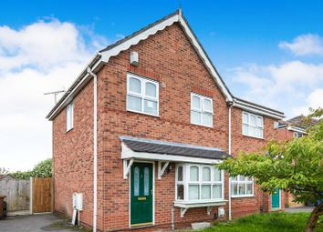 Thumbnail 3 bedroom property for sale in Dewchurch Drive, Sunnyhill, Derby