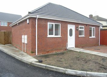 Thumbnail 2 bedroom detached bungalow for sale in Malvern Gardens, Off Cheviot Road, Wolverhampton