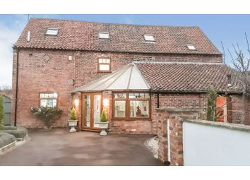 4 bed detached house for sale in Great North Road, Cromwell, Newark NG23