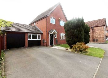 Thumbnail 3 bed detached house for sale in Barnes Close, Kirkby, Liverpool