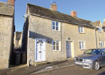 Thumbnail 2 bed end terrace house for sale in The Butts, Poulton, Cirencester, Gloucestershire