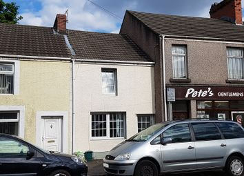 Thumbnail 2 bedroom terraced house for sale in Llangyfelach Road, Brynhyfryd, Swansea, City And County Of Swansea.
