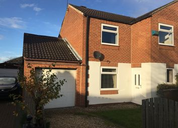 Thumbnail 3 bed semi-detached house for sale in Tarn Court, Outwood, Wakefield
