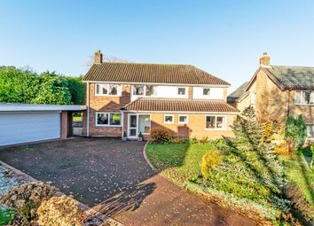 Thumbnail 4 bed detached house for sale in Pewterspear Lane, Appleton, Warrington